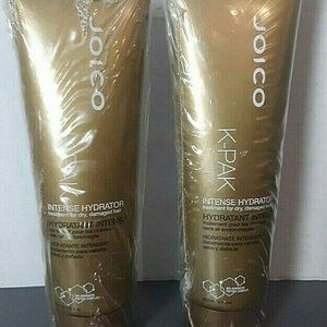 2 Bottles- Joico K-Pak Intense Hydrator 8.5 fl.oz